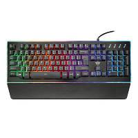 Клавиатура Trust GXT 860 Thura Semi-mech keyboard UKR (21839)