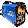 Сварочный инвертор Искра-Профи Cobalt MMA-311DM, мини сварочный аппарат ММА, инверторная сварка для дома, фото 6
