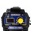 Сварочный инвертор Искра-Профи Cobalt MMA-311DM, мини сварочный аппарат ММА, инверторная сварка для дома, фото 4
