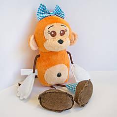 Мягкая игрушка Kronos Toys Обезьянка Чи-Чи девочка (zol_602)