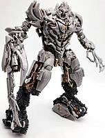 Трансформер Вояжер Мегатрон. Hasbro Transformers Voyager Megatron. Экшн-фигурка трансформер-танк 18см