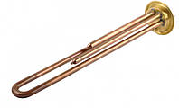 Тэн для водонагревателя 1.3 кВт, фланец 64 мм. Thermowatt 3174142 (медный)
