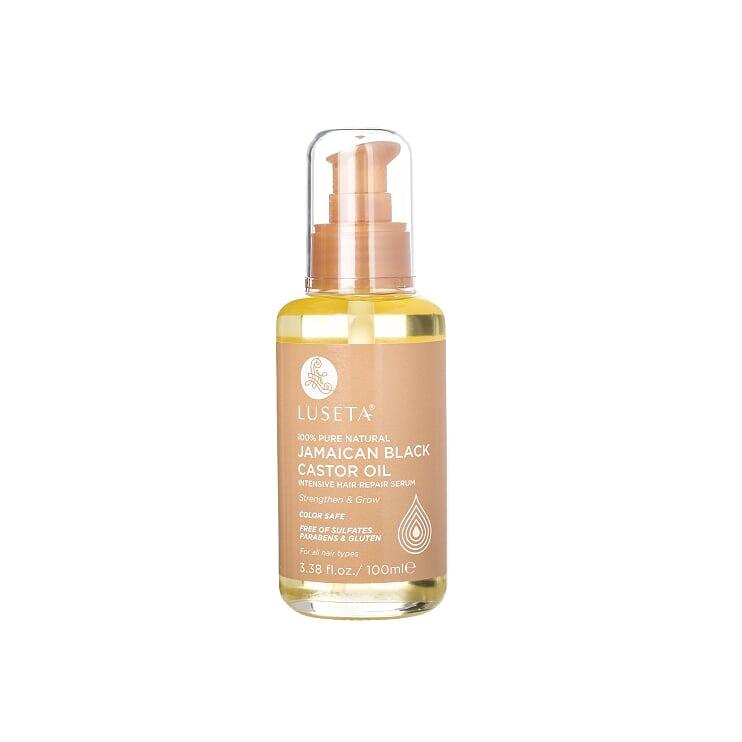 Масло для відновлення волосся Luseta 100% Pure Natural Jamaican Black Castor Oil 100ml