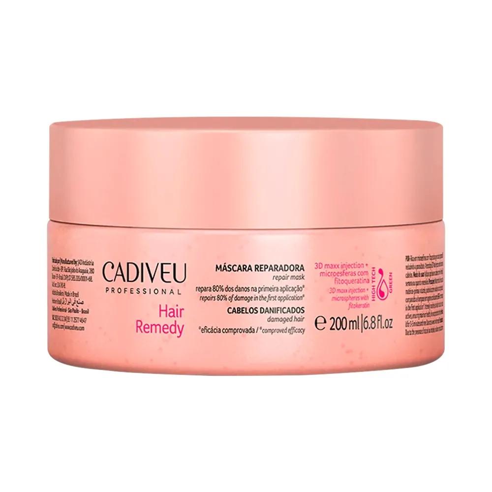 Маска для реконструкції волосся Cadiveu Hair Remedy Repairing Mask 200 ml