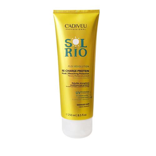 Протеин для волос Cadiveu Sol do Rio Re-Charge Protein 250ml