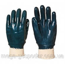 Перчатки нитриловые, химзащитные перчатки EN 388
