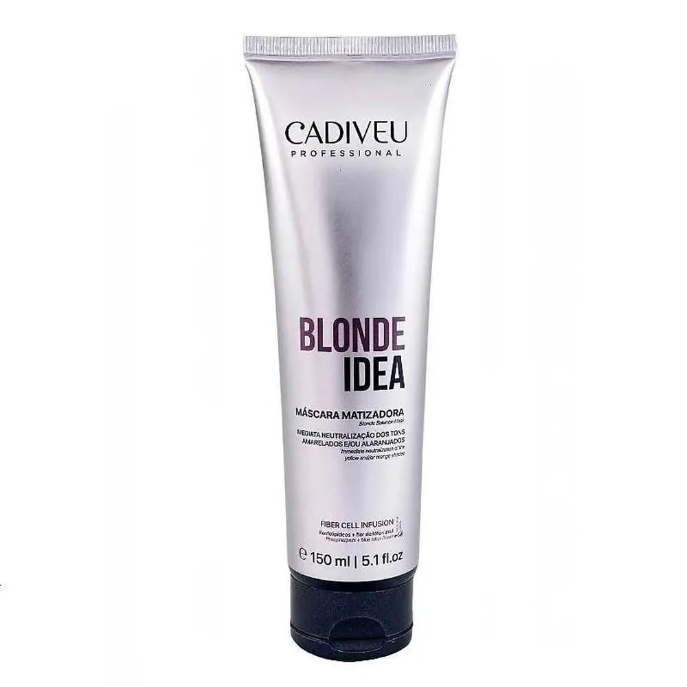 Тонуюча маска Cadiveu Blonde Idea Balance Mask 150ml