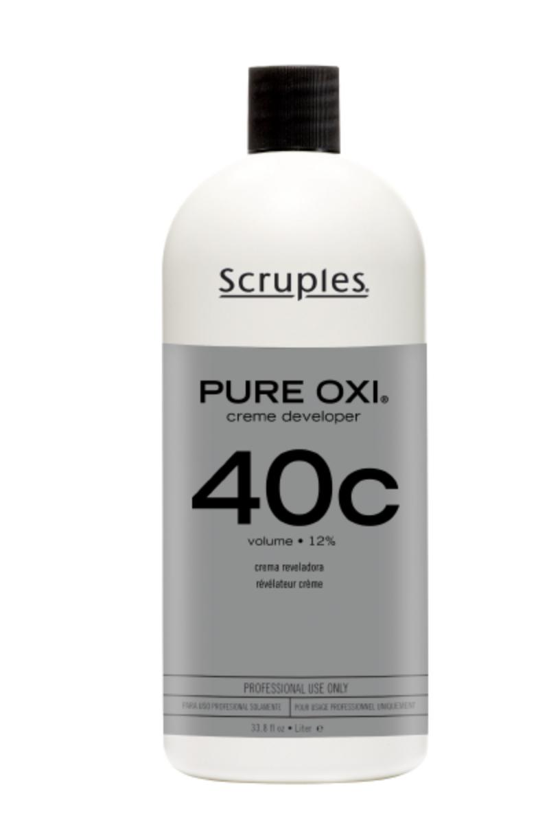 Окислитель 40 Vol PURE OXI 40 Volume Creme Developer 1L