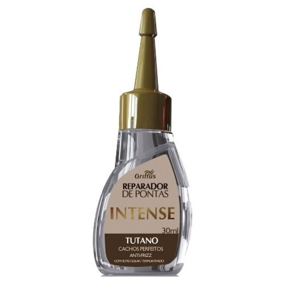 Масло для восстановления секущихся кончиков волос Griffus Intense Tip Repairer Tutano 30ml