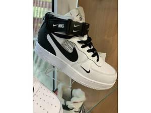 Кросівки зимові * Nike (Репліка) 2003-3 білий