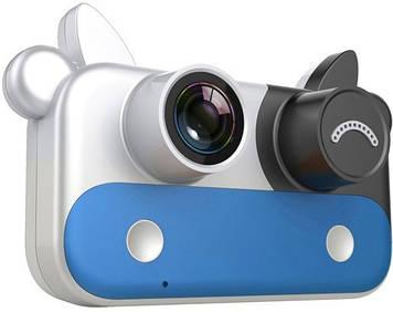 Цифровой детский фотоаппарат KVR-050 Cow blue