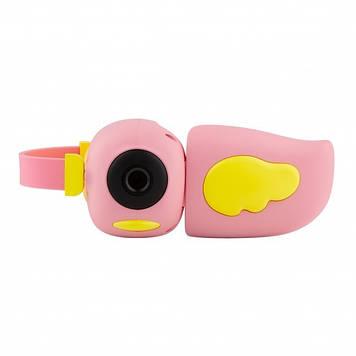 Цифровой детский фотоаппарат Atrix Tiktoker 7 20 Mp 1080p pink