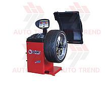 Стенд балансировочный станок (вес колеса 70кг), полуавтомат CB67 220V