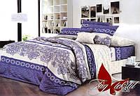 ТМ TAG Комплект постельного белья с компаньоном R1858