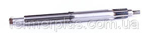 Вал главный L-365 mm Z-6 сцепление/гидронасос (12 колесо) - Premium