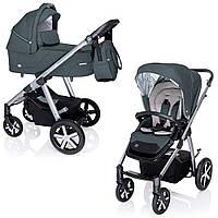 Коляска Baby Design Husky NR 17 GRAPHITE