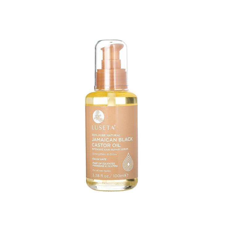 Масло для восстановления волос Luseta 100% Pure Natural Jamaican Black Castor Oil 100ml
