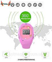 Детские смарт часы с GPS-трекером G65   смарт часы G65   Умные часы G65