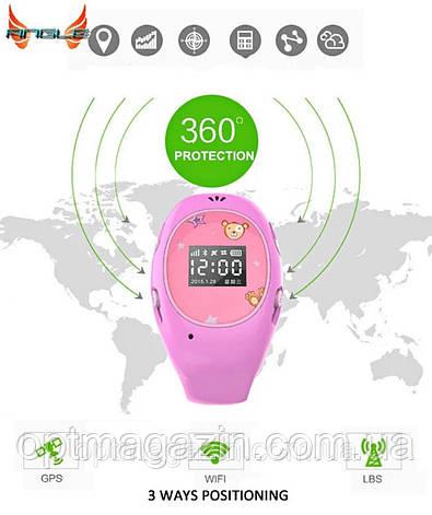 Детские смарт часы с GPS-трекером G65 | смарт часы G65 | Умные часы G65, фото 2