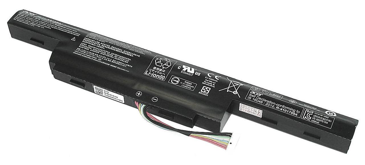 Аккумуляторная батарея для ноутбука Acer AS16B8J Aspire E5-575G 11.1V Black 5600mAh Orig