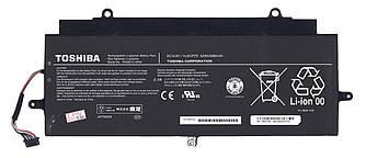 Аккумуляторная батарея для ноутбука Toshiba PA5097U-1BRS 14.8V Black 3380mAh Orig