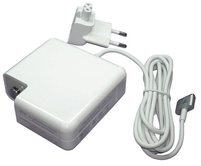 Блоr питания для ноутбука Apple 85W 20V 4.25A MagSafe2 A1424 Orig