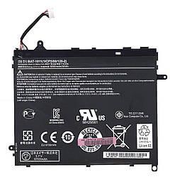 Оригинальная аккумуляторная батарея для планшета Acer BAT-1011 Iconia Tablet A510 A700 3.7V Black 9800mAh 36Wh