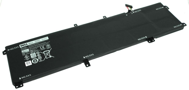 Аккумуляторная батарея для ноутбука Dell 245RR XPS 15-9530 11.1V Black 8100mAh Orig
