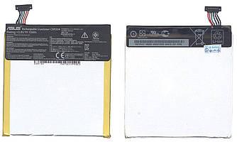 Оригинальная аккумуляторная батарея для планшета Asus C11P1304 ME173 3.8V White 3950mAhr 15Wh