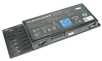 Аккумуляторная батарея для ноутбука Dell BTYVOY1 Alienware 11.1V Black 8100mAh Orig