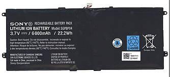 Оригинальная аккумуляторная батарея для планшета Sony SGPBP04 Xperia Tablet S GPT121 3.7V Black 6000mAhr