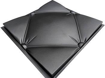 "Форма для 3Д панелей Pixus 3D""Подушка"" 50 x 50 x 4 см"