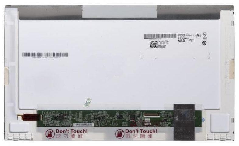 "Матрица для ноутбука 13,3"", Normal (стандарт), 30 pin (снизу справа), 1366x768, Светодиодная (LED), без"