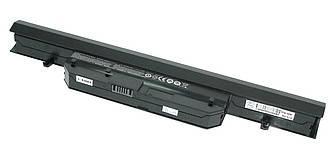 Аккумуляторная батарея для ноутбука DNS WA50BAT-6 WA50 11.1V Black 4300mAh Orig