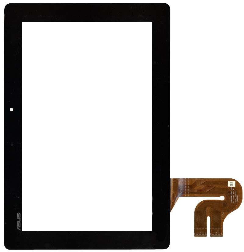 Тачскрин (Сенсорное стекло) для планшета Asus Transformer Pad TF700 v0.2 черный