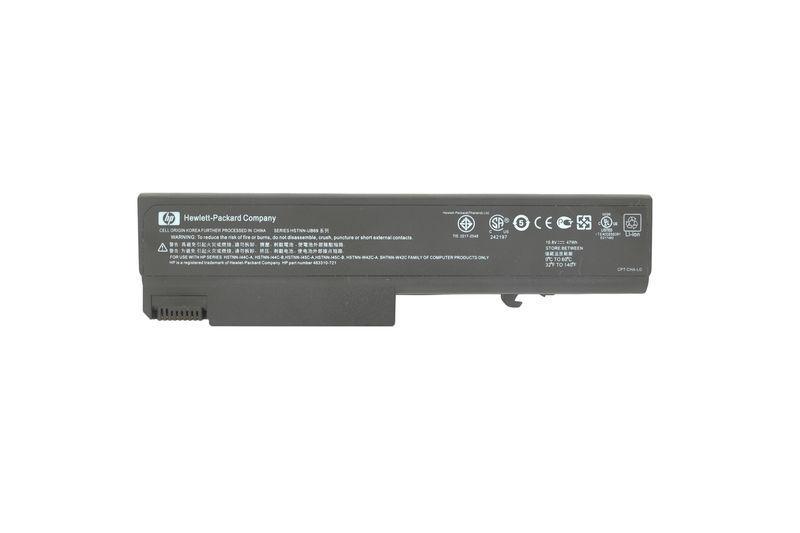 Аккумуляторная батарея для ноутбука HP Compaq HSTNN-I44C 8440p 11.1V Black 4400mAh Orig