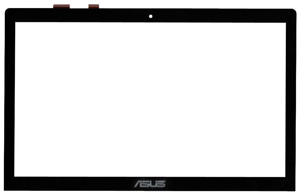 Тачскрин (Сенсорное стекло) для планшета Asus VivoBook S500 черный