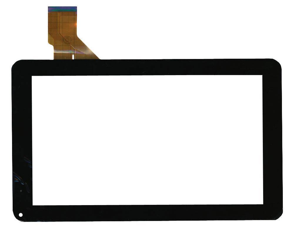 "Тачскрин (Сенсорное стекло) для планшета DH-0901A1-FPC02-02 черный, 140mm x 230mm 50pin China-Tablet PC 9"","