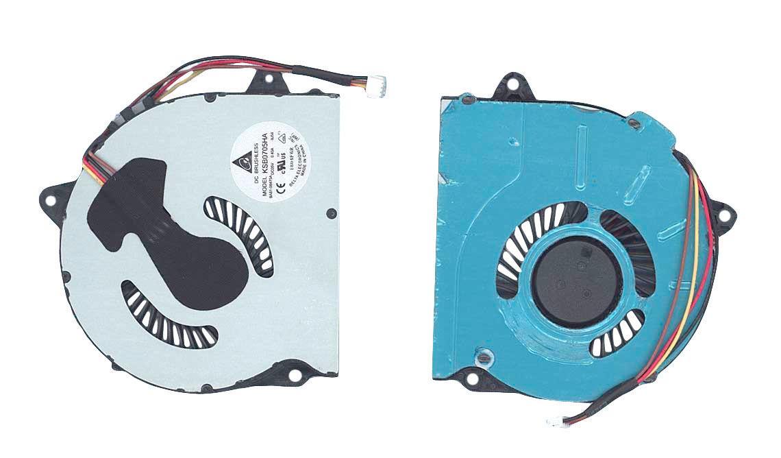 Вентилятор для ноутбука Lenovo IdeaPad G40, G50, Z40, Z50, 5V 0.4 A 4-pin Brushless