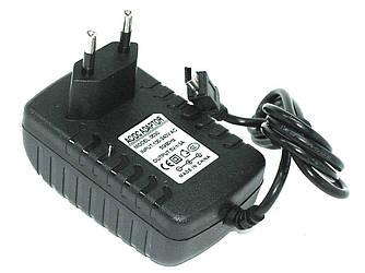 Блок питания для планшета AC 15W 5V 3A mini-USB Wall