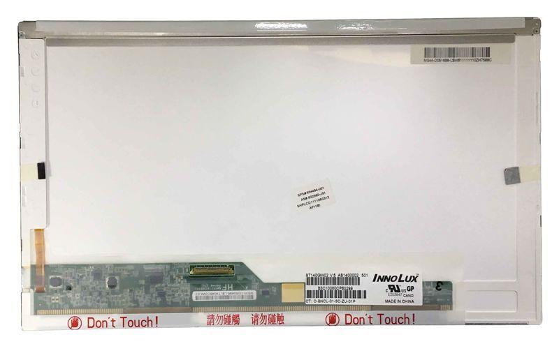 """Матрица для ноутбука 14,0"""", Normal (стандарт), 40 pin (снизу слева), 1366x768, Светодиодная (LED), без"""