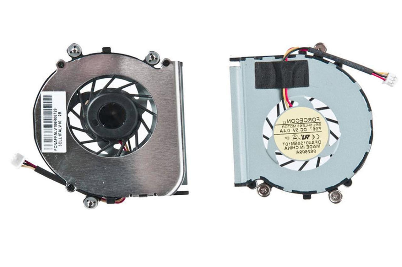 Вентилятор для ноутбука Lenovo IdeaPad U350 5V 0.4A 3-pin Forcecon