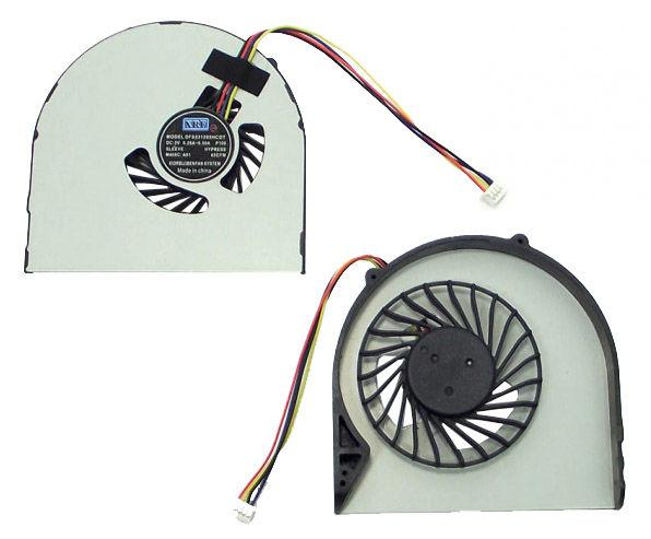 Вентилятор (кулер) для ноутбука Lenovo IdeaPad V580 5V 0.36 A Brushless