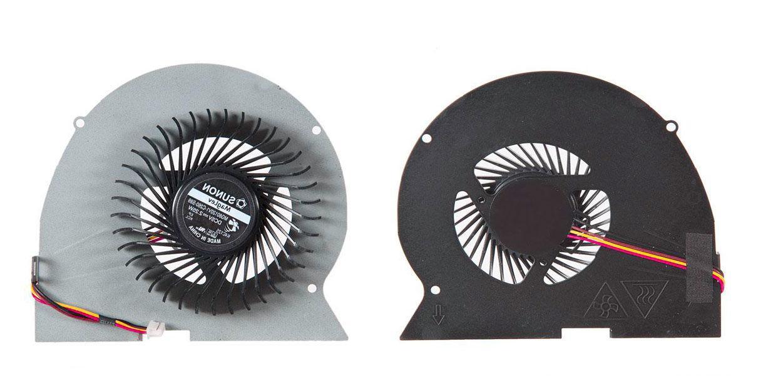 Вентилятор для ноутбука Lenovo IdeaPad Y410L, Y410P, Y430P, Y510P VER-2, 5V 0.4 A 4-pin Brushless