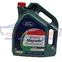 Масло моторное Castrol Magnatec Professional 0W-30 diesel (5л.) для Ford