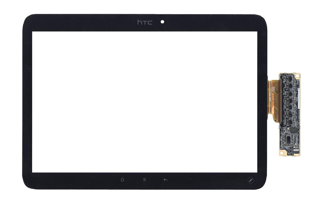 Тачскрин (Сенсорное стекло) для планшета HTC Jetstream