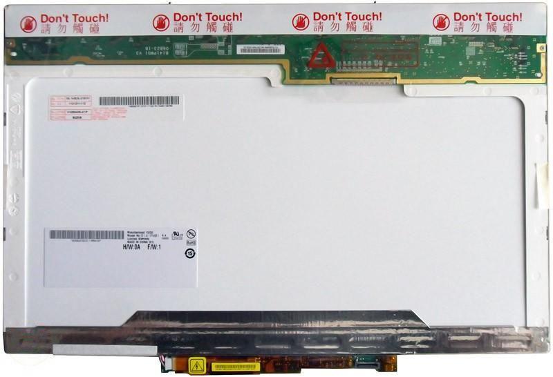 "Матриця для ноутбука 14,1"", Normal (стандарт), 30 pin широкий (зверху праворуч), 1440x900, Лампова (1 CCFL),"
