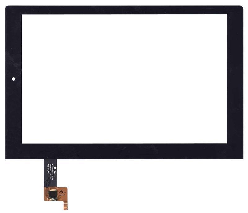 Тачскрин (Сенсорное стекло) для планшета Lenovo Yoga Tablet 2 1050 черный