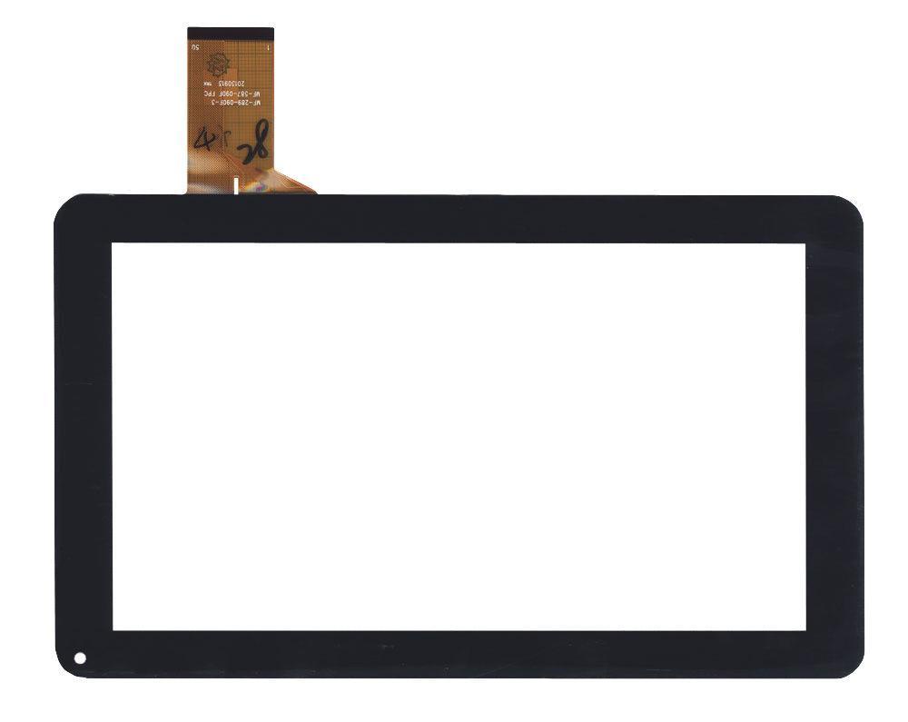 Тачскрин (Сенсорное стекло) для планшета MF-289-090F-3 черный для Allwinner A13,  Q9, Qtek 9042, China Tab 9,