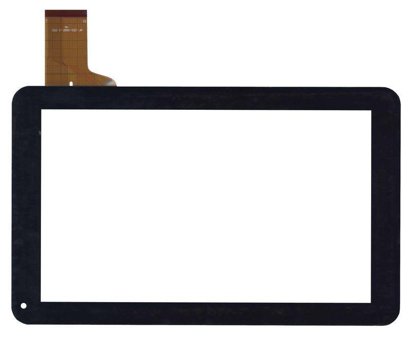 Тачскрин (Сенсорное стекло) для планшета MF-393-090F-2 FPC черный для Supra M929, Hankook M99. Шлейф: